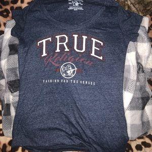 cute true religion tee